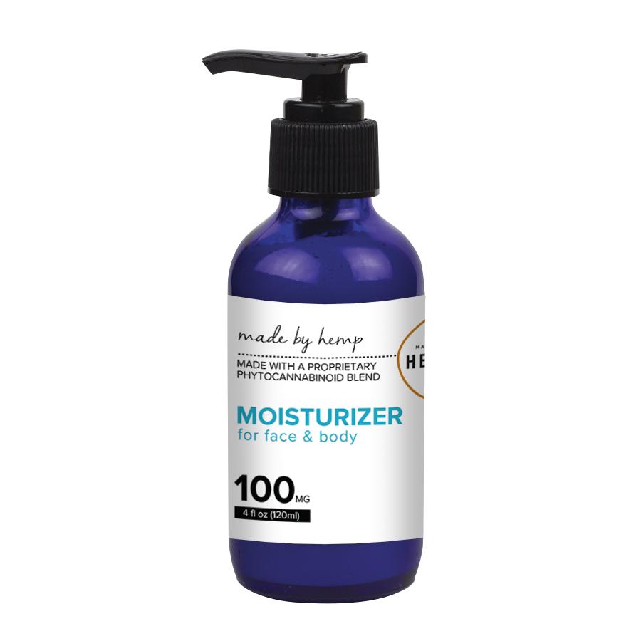 Natural Face Oil Moisturizer